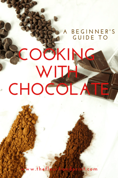 Cooking with chocolate: A Beginner's Guide