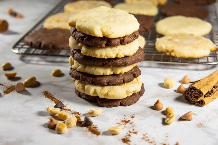 Easy Shortbread Cookies: The 3 Ingredient Shortbread Ratio