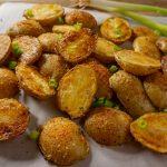 easy oven roasted potatoes