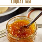 small jar of jam