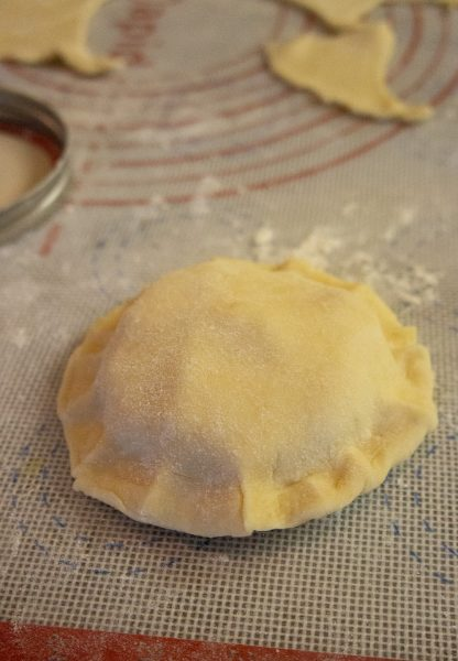 fluted hand pies
