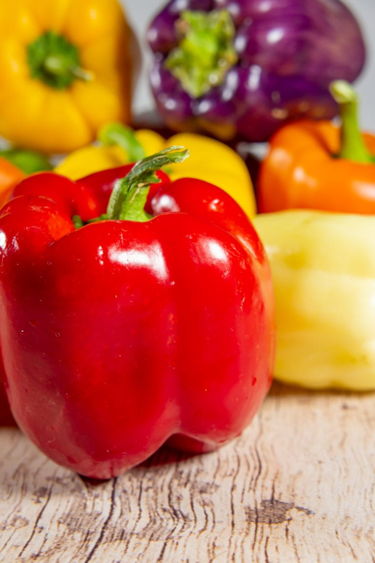 Bell Peppers: Differences and How to Cook Them