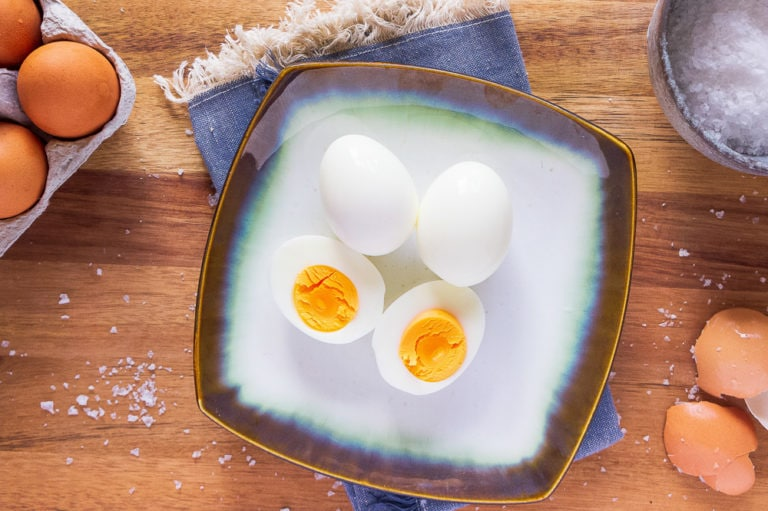How to Steam Eggs