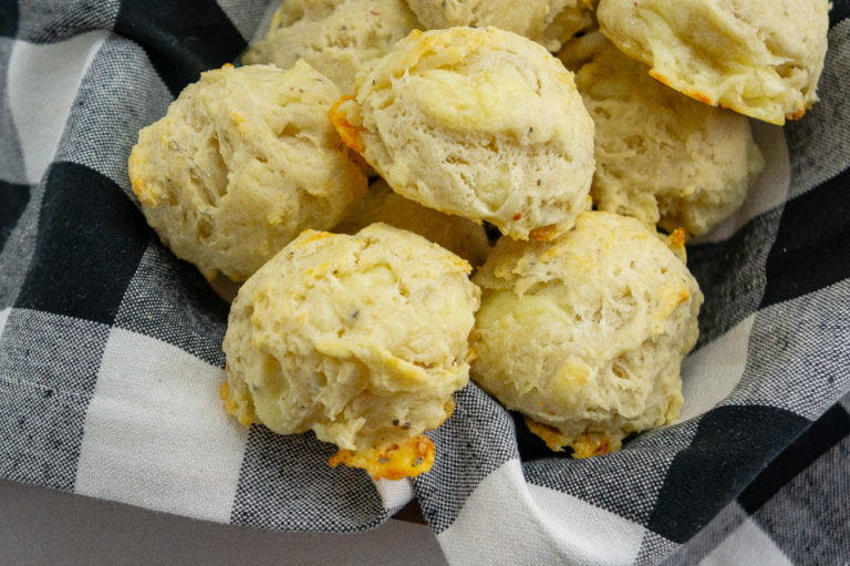 Asiago Biscuits