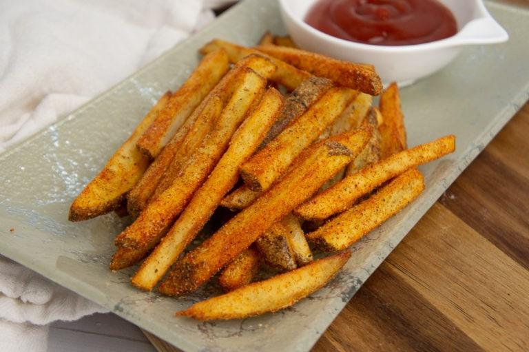 Homemade Cajun Fries