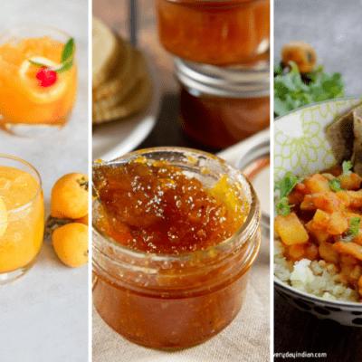 10+ Loquat Recipes