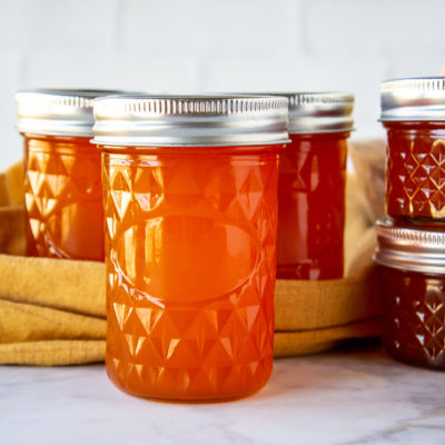 Apricot Jelly (Canning Recipe)