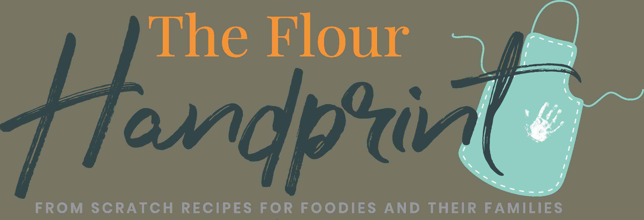 The Flour Handprint